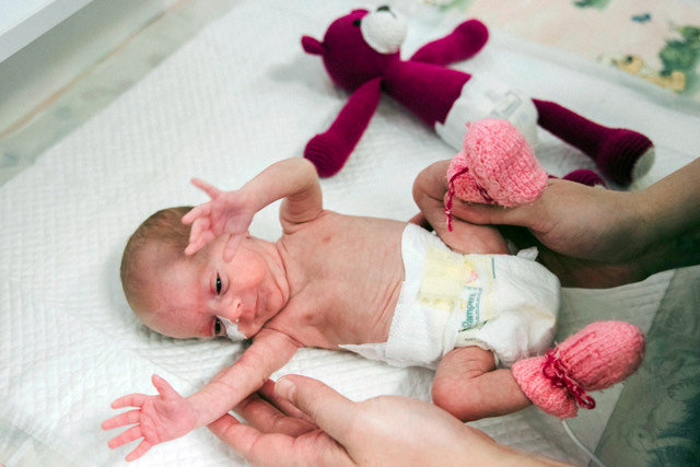 Predčasne narodené deti, Pampers kampaň, zdravý životný štýl, lexikon