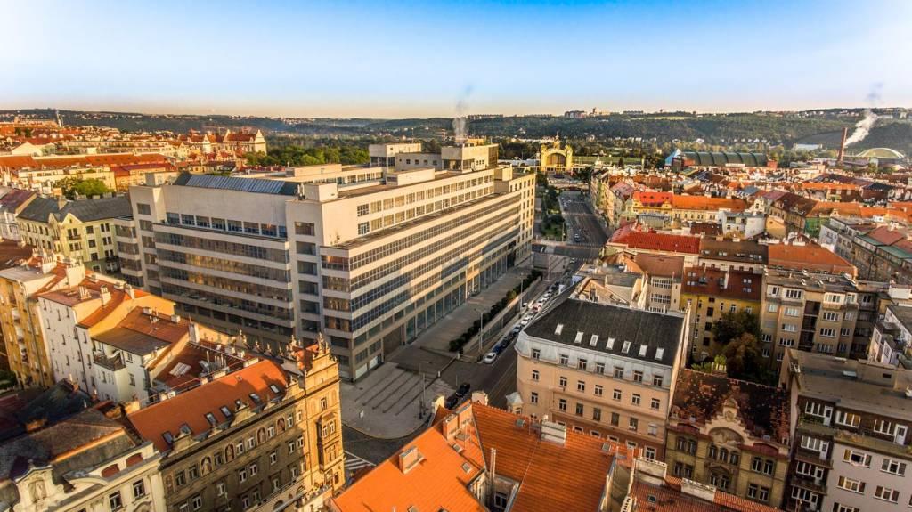 František Kupka , Veletržní palác Praha