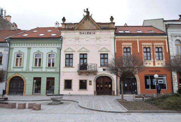 Šarišská Galéria v Prešove