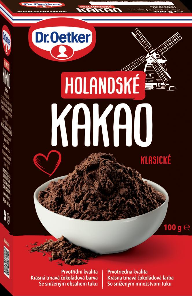 Dr Oetker Holandske Kakao, lexikon, gastro