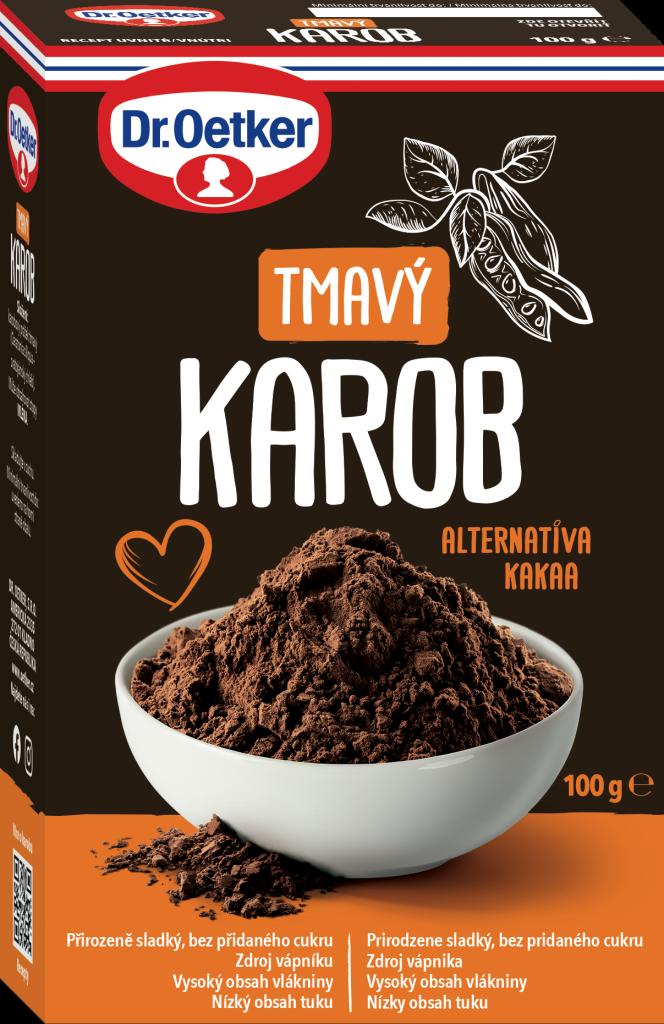 Kakao Karob, Dr. Oetker, gastro, lexikon