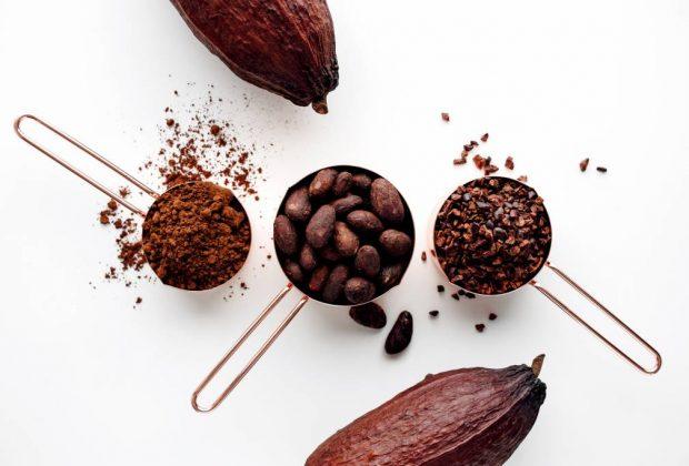 Kakaové boby, Dr. Oetker